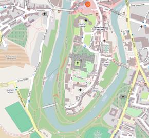 Durham OSM